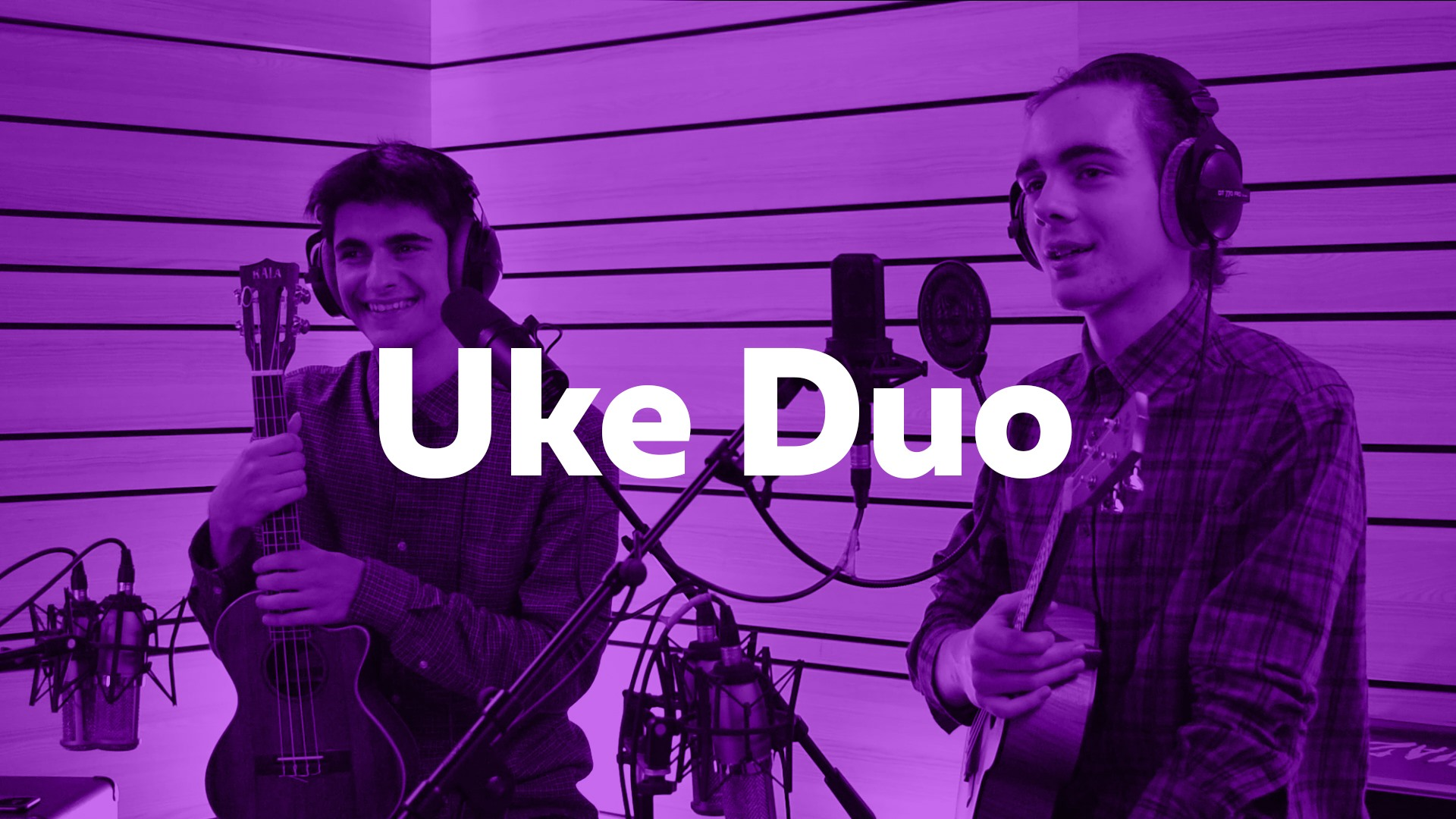 Uke Duo | PURPLE SESSIONS