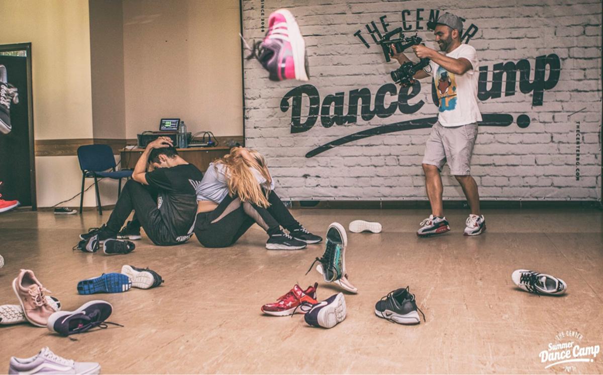 hip hop и urban dance
