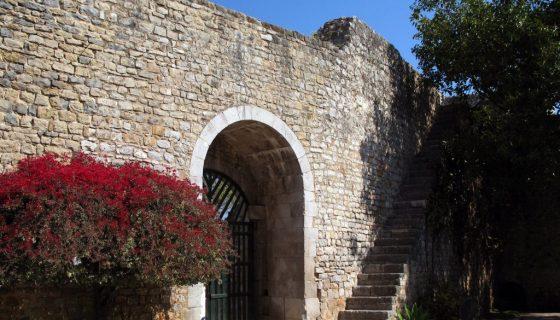 Tavira-castle