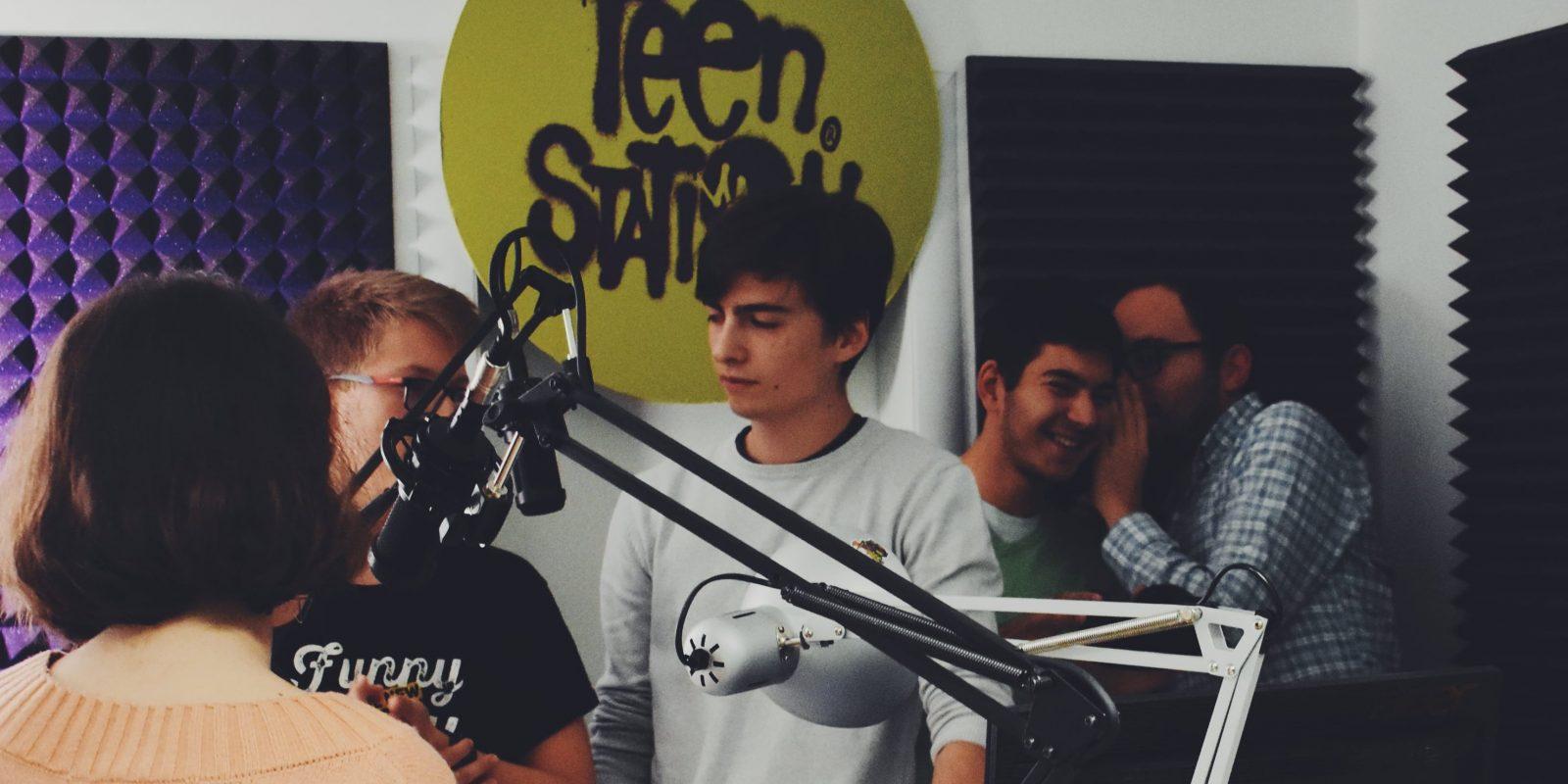 Teen Station StudioLIVE