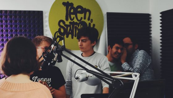 Teen Station StudioLIVE