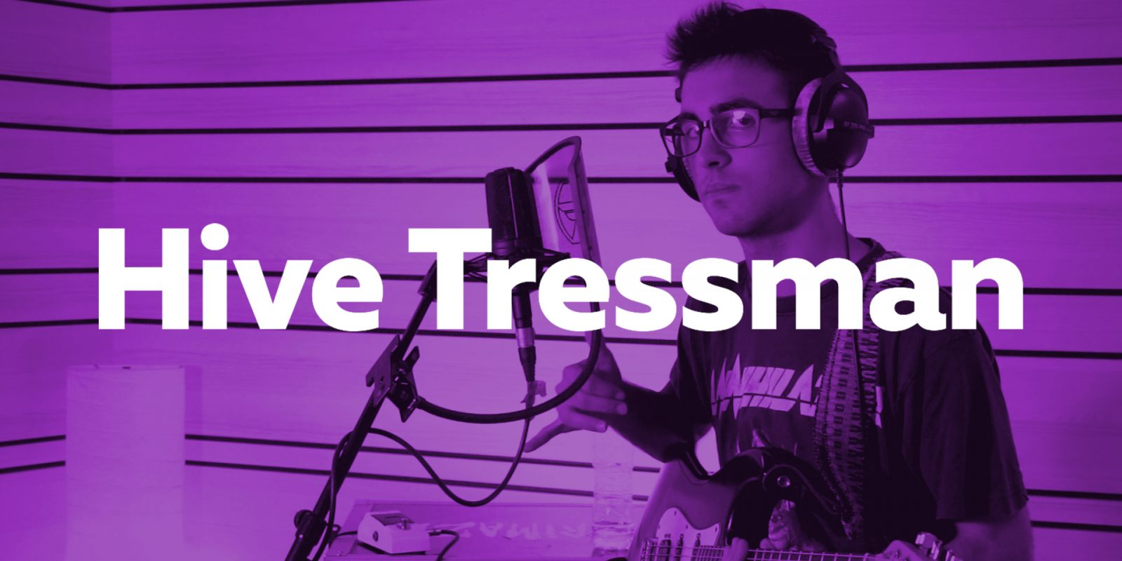 Hive Tressman | PURPLE SESSIONS
