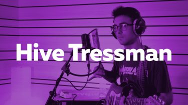 Hive Tressman | PURPLE SESSIONS