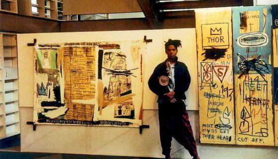 Жан-Мишел Баския легенда на уличната култура