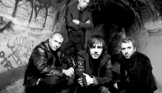 10-те най на Three Days Grace