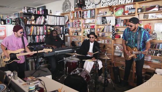 NPR Tiny Desk Concert