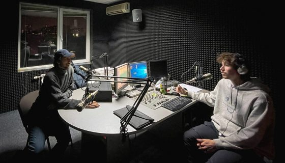 podcast s martin grahovski